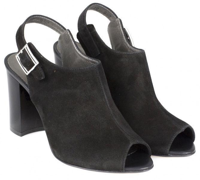 Купить Босоножки женские GAMA 2Z29, Черный