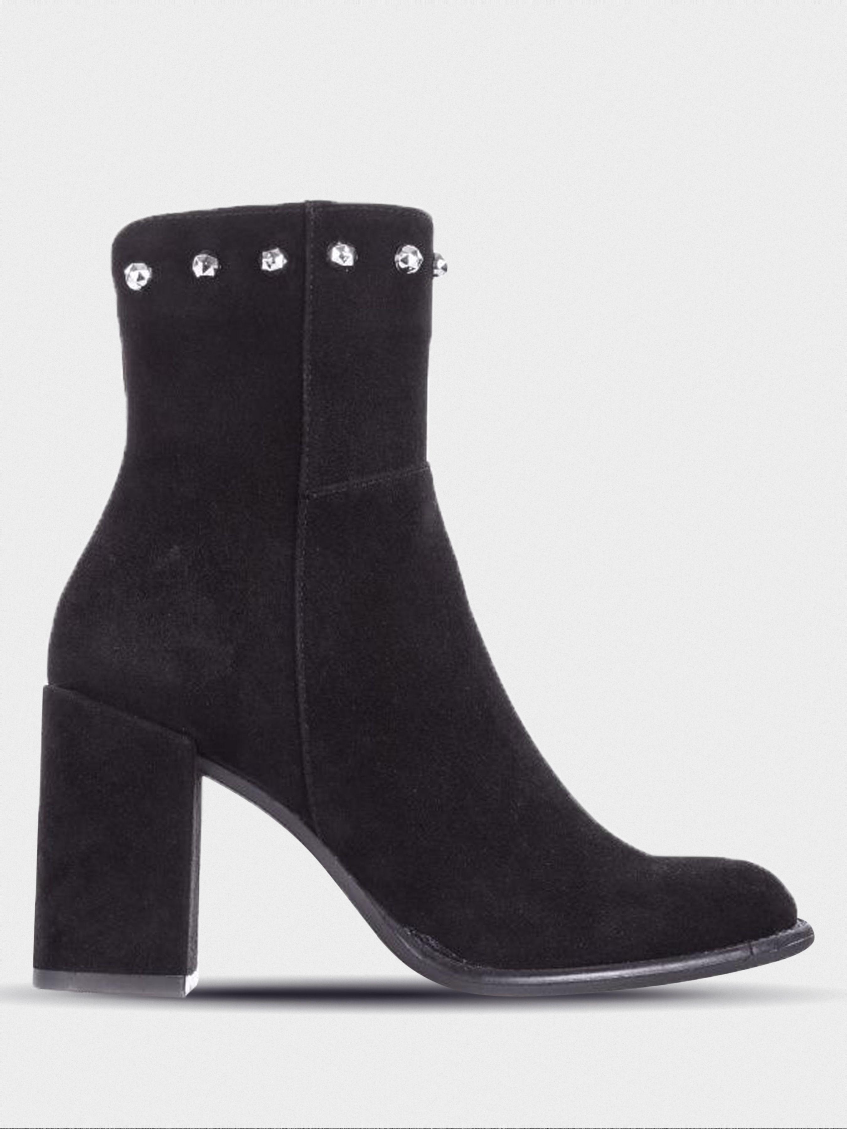 Купить Ботинки женские GAMA 2Z34, Черный