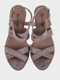 Босоніжки  для жінок GAMA 3310 розмірна сітка взуття, 2017