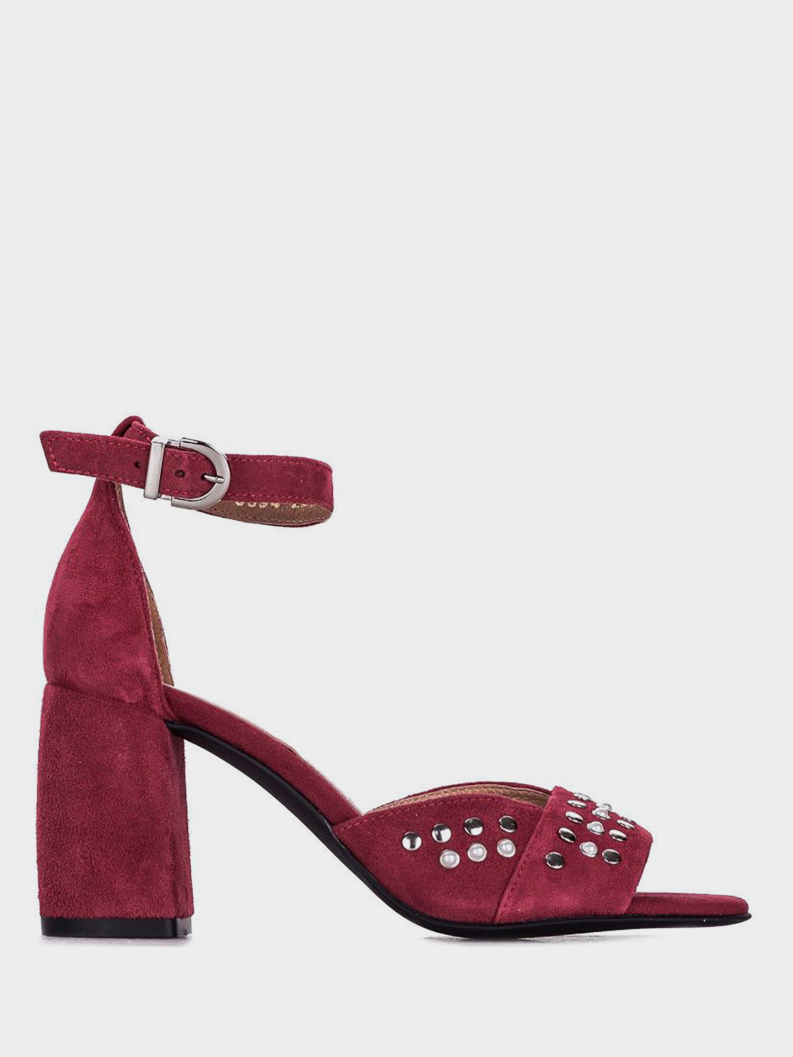 Купить Босоножки женские GAMA 2Z47, Красный