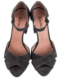 Босоножки для женщин GAMA 2Z53 размерная сетка обуви, 2017