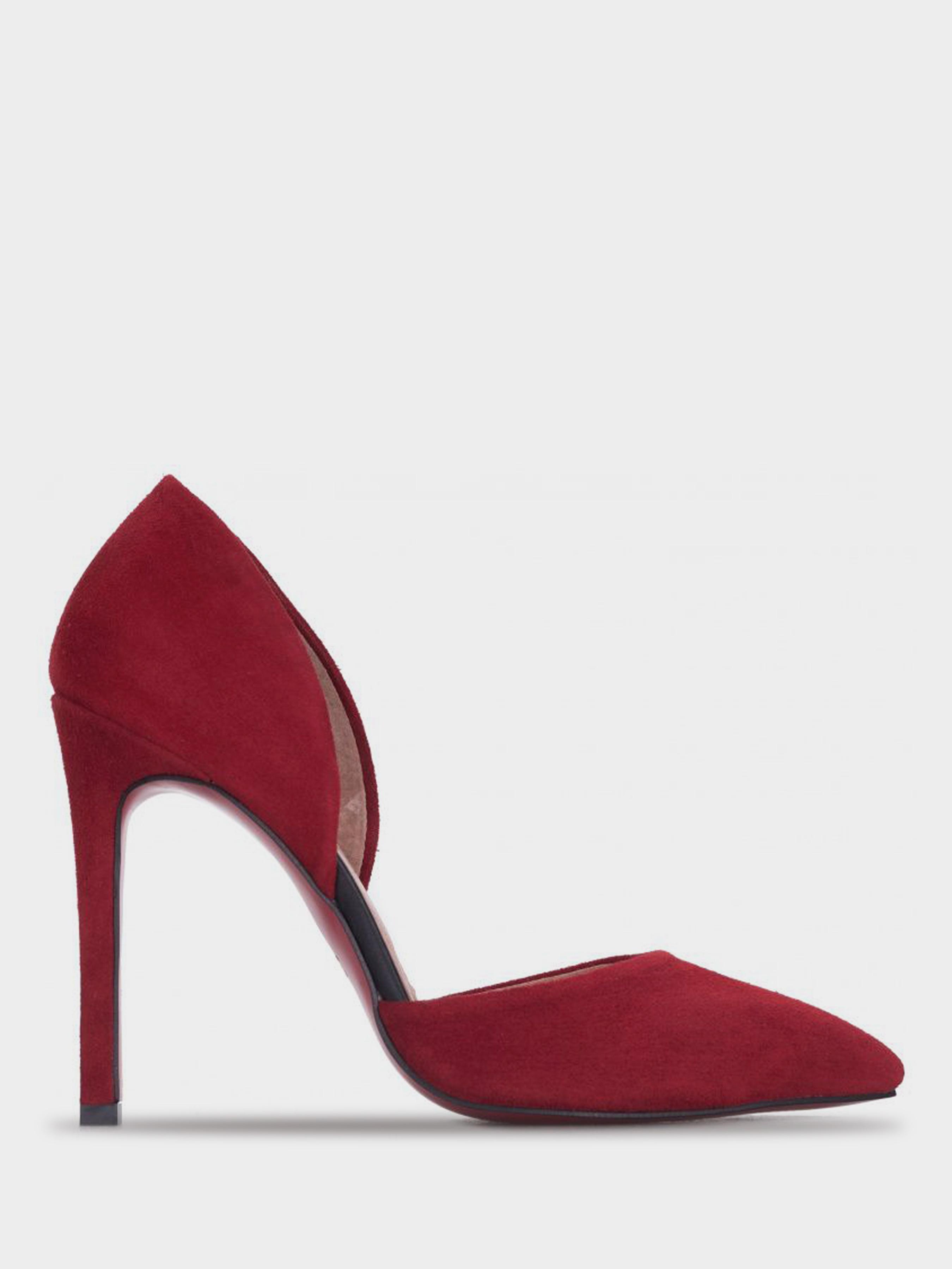 Купить Туфли женские GAMA 2Z55, Красный