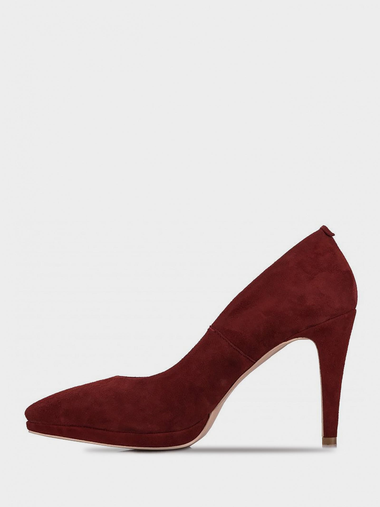 Туфлі  жіночі GAMA 3348- Крас примірка, 2017