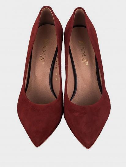 Туфлі  жіночі GAMA 3348- Крас брендові, 2017