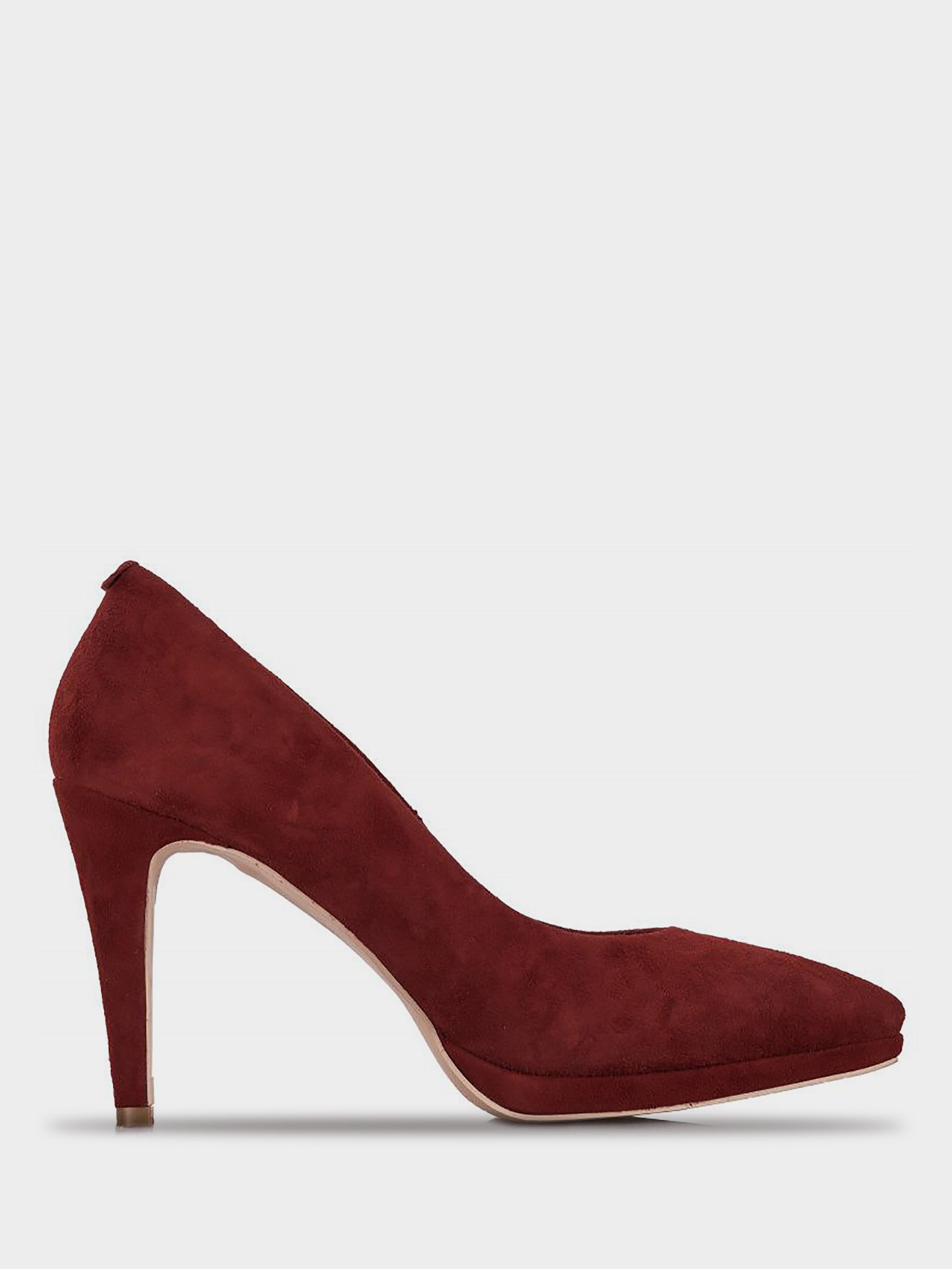 Купить Туфли женские GAMA 2Z59, Красный