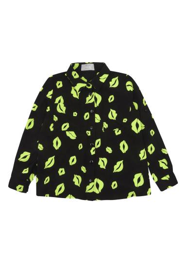 Блуза з довгим рукавом Kids Couture модель 300100291 — фото 3 - INTERTOP