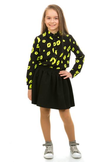 Блуза з довгим рукавом Kids Couture модель 300100291 — фото - INTERTOP