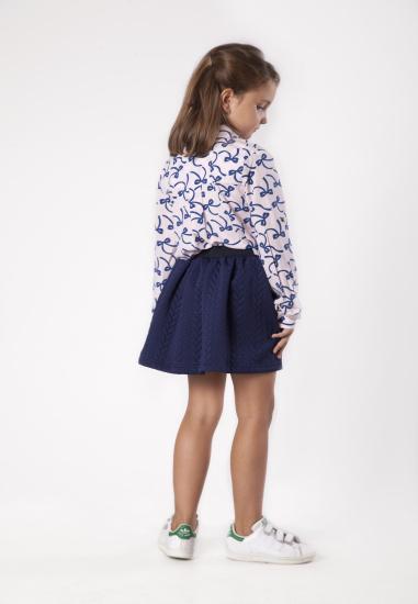 Блуза з довгим рукавом Kids Couture модель 300100389 — фото 2 - INTERTOP