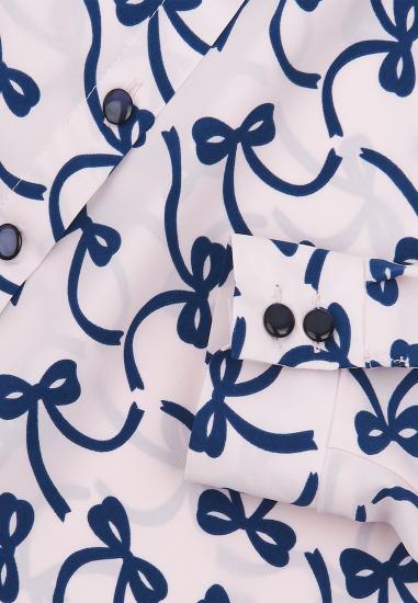Блуза з довгим рукавом Kids Couture модель 300100389 — фото 6 - INTERTOP