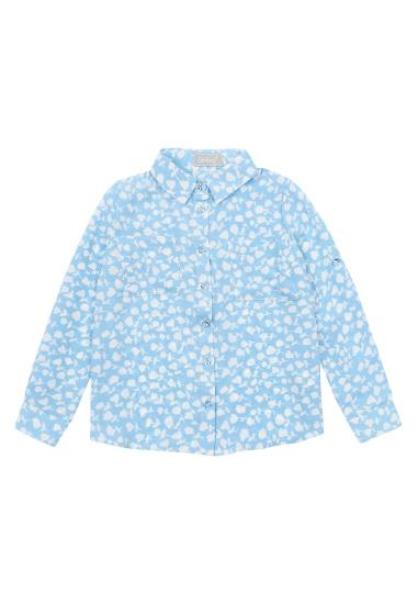 Блуза з довгим рукавом Kids Couture модель 300100754 — фото 2 - INTERTOP