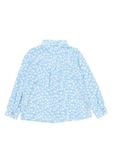 Блуза з довгим рукавом Kids Couture модель 300100754 — фото 3 - INTERTOP