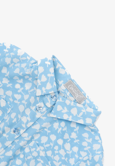 Блуза з довгим рукавом Kids Couture модель 300100754 — фото 4 - INTERTOP