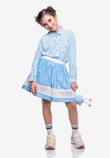 Блуза з довгим рукавом Kids Couture модель 300100754 — фото - INTERTOP
