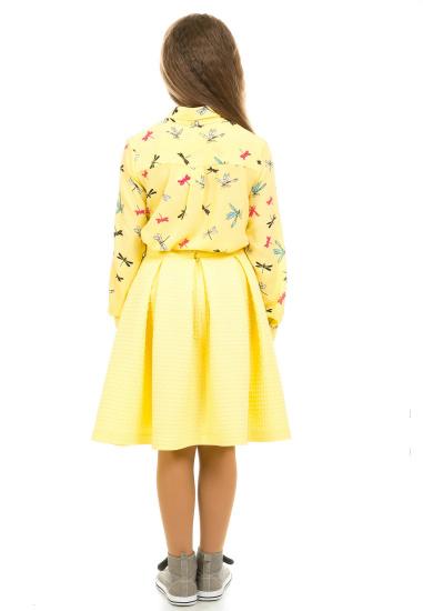 Блуза з довгим рукавом Kids Couture модель 300100888 — фото 2 - INTERTOP