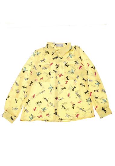 Блуза з довгим рукавом Kids Couture модель 300100888 — фото 3 - INTERTOP