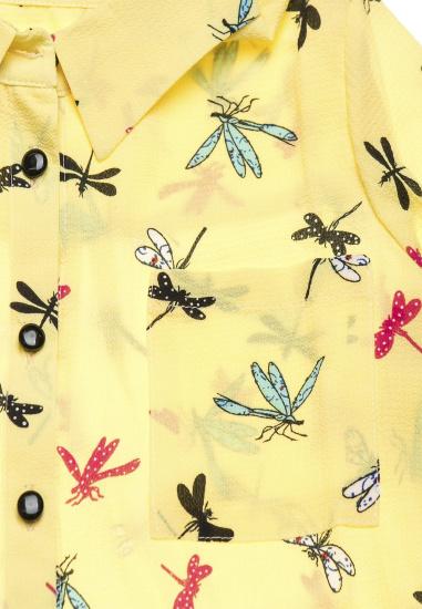 Блуза з довгим рукавом Kids Couture модель 300100888 — фото 5 - INTERTOP
