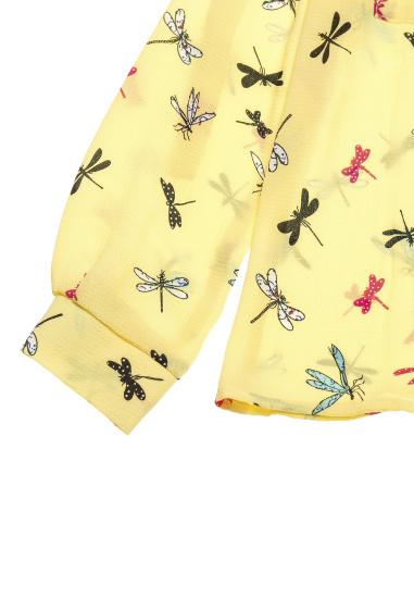 Блуза з довгим рукавом Kids Couture модель 300100888 — фото 6 - INTERTOP