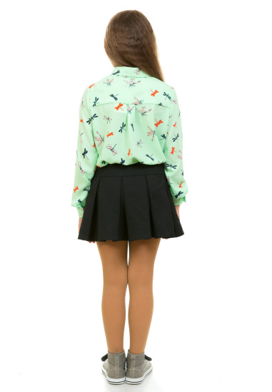 Блуза з довгим рукавом Kids Couture модель 300103787 — фото 2 - INTERTOP
