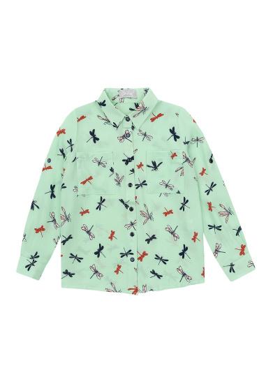 Блуза з довгим рукавом Kids Couture модель 300103787 — фото 3 - INTERTOP