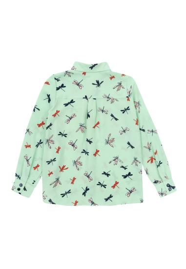 Блуза з довгим рукавом Kids Couture модель 300103787 — фото 4 - INTERTOP