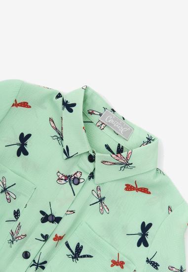 Блуза з довгим рукавом Kids Couture модель 300103787 — фото 5 - INTERTOP