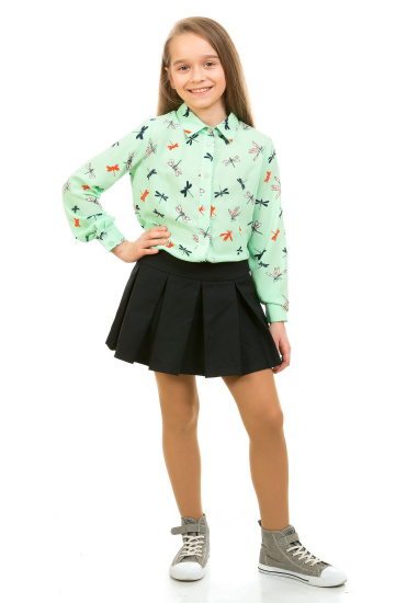 Блуза з довгим рукавом Kids Couture модель 300103787 — фото - INTERTOP