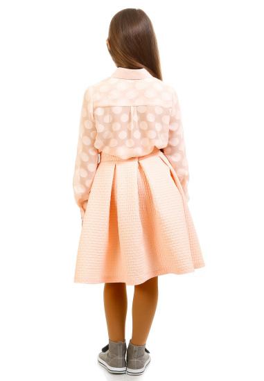 Блуза з довгим рукавом Kids Couture модель 30013649 — фото 2 - INTERTOP