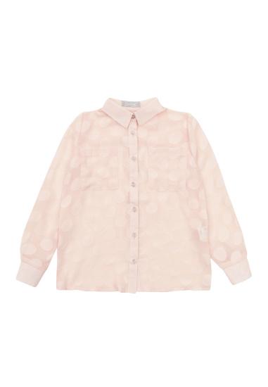 Блуза з довгим рукавом Kids Couture модель 30013649 — фото 3 - INTERTOP