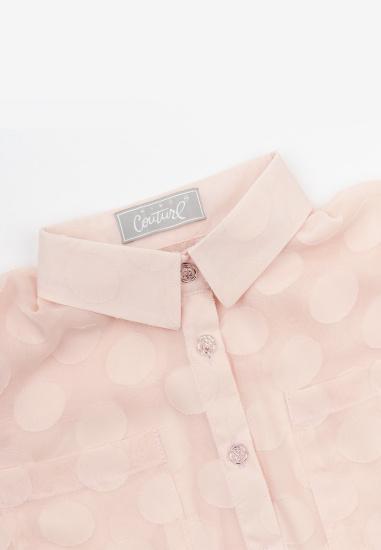Блуза з довгим рукавом Kids Couture модель 30013649 — фото 5 - INTERTOP