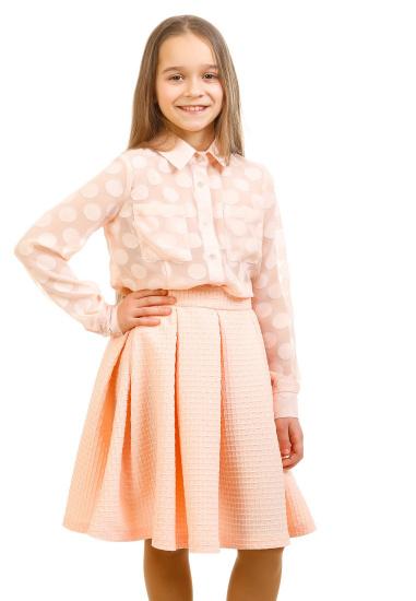 Блуза з довгим рукавом Kids Couture модель 30013649 — фото - INTERTOP