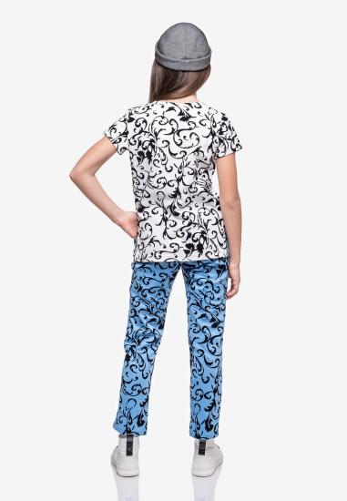 Блуза з коротким рукавом Kids Couture модель 30020101 — фото 2 - INTERTOP