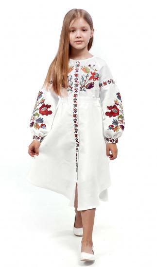 Сукня Едельвіка модель 302-20-09 — фото 4 - INTERTOP