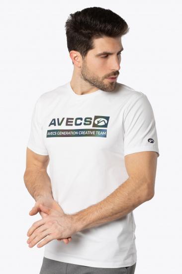 Футболка AVECS модель 30385-5-AV — фото 3 - INTERTOP