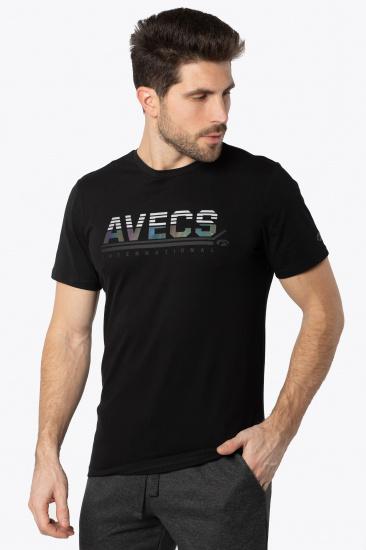 Футболка AVECS модель 30387-1-AV — фото - INTERTOP