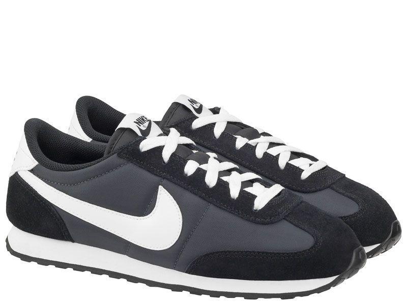 Кроссовки для мужчин Nike Mach Runner Black 303992-010 модная обувь, 2017