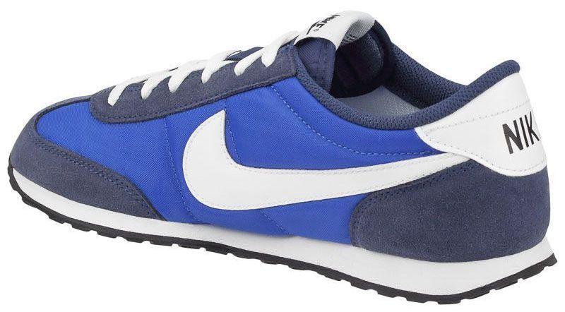 Кроссовки для мужчин Nike Mach Runner Blue 303992-414 брендовая обувь, 2017