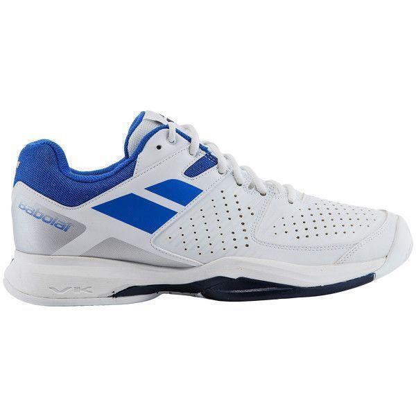 Кроссовки теннисные для мужчин PULSION ALL COURT M 30S17336_153 примерка, 2017