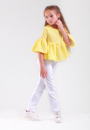 Блуза з довгим рукавом Kids Couture модель 31300805 — фото 2 - INTERTOP