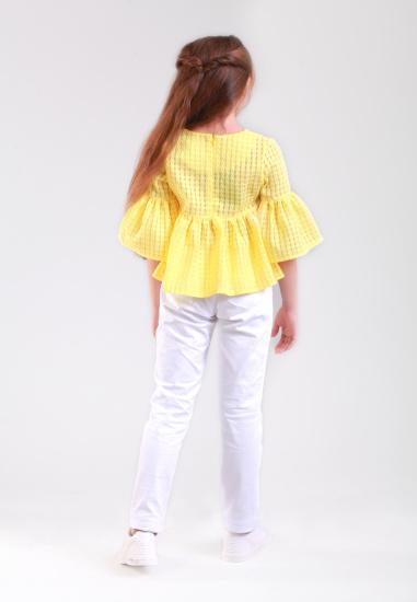 Блуза з довгим рукавом Kids Couture модель 31300805 — фото 3 - INTERTOP