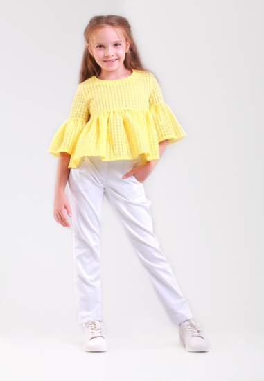 Блуза з довгим рукавом Kids Couture модель 31300805 — фото - INTERTOP