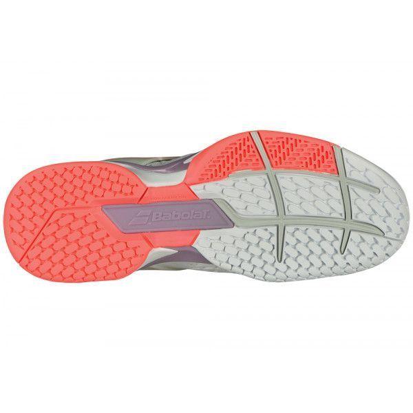 Кросівки тенісні Babolat модель 31S18477_1016 — фото 4 - INTERTOP