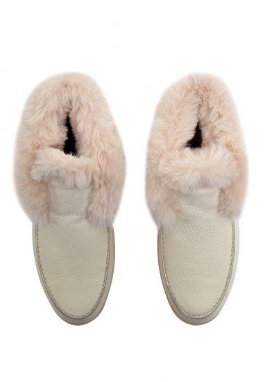 "Черевики  для жінок 329901 Кожаные зимние ""бабуши"" Modus Vivendi 329901 ціна, 2017"
