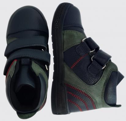 Ботинки для детей Minimen 32ZEL размерная сетка обуви, 2017