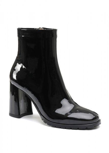 женские 337083 Ботинки из лаковой искусственной кожи Modus Vivendi 337083 продажа, 2017