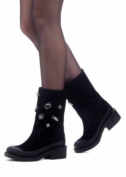 Полусапоги женские Modus Vivendi 351501 размеры обуви, 2017