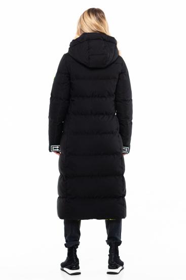 Пальто пухове Milhan модель 3578 — фото 5 - INTERTOP