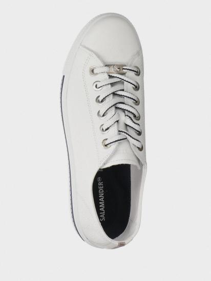 Кеди  жіночі Salamander 32-55201-02 модне взуття, 2017