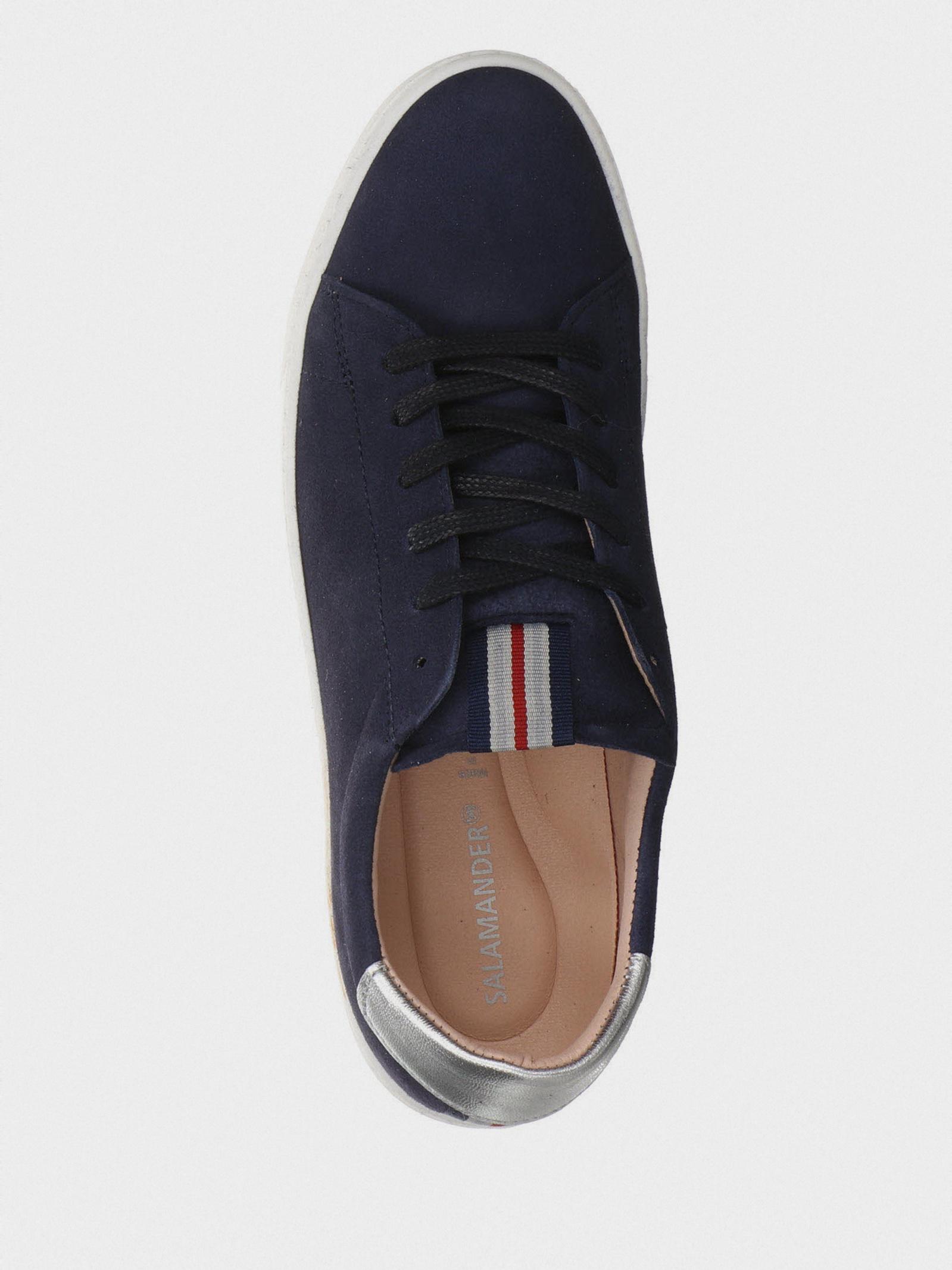 Кеди  жіночі Salamander 32-55301-22 модне взуття, 2017