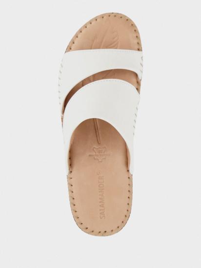 Шльопанці  жіночі Salamander 32-72901-40 розміри взуття, 2017