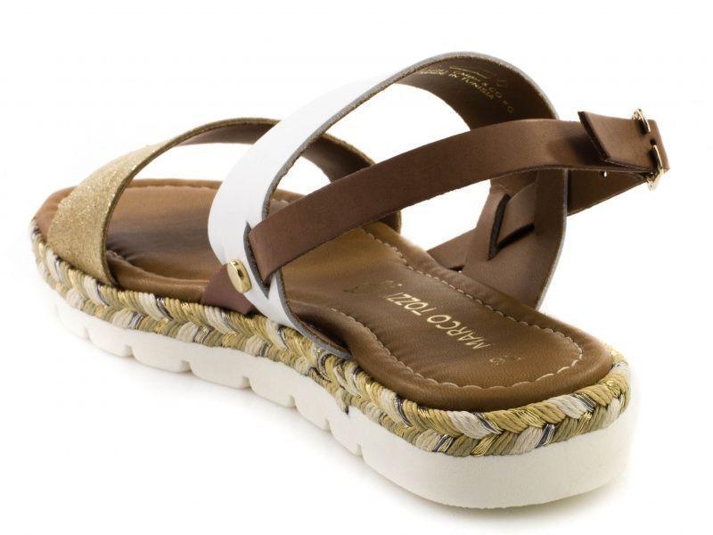 Сандалии для женщин Marco Tozzi 3H10 модная обувь, 2017
